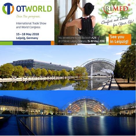 Запрошення відвідати стенд нашої компанії на Міжнародній виставці OTWorld-2018 в м.Лейпціг, Германія.